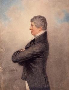 NPG 956,Henry Hunt,by Adam Buck