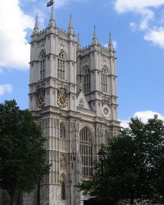 The West Towers, Westminster Abbey