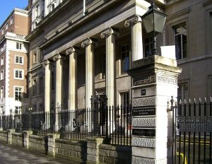 The Royal College of Surgeons of England, 35-43 Lincoln's Inn Fields, London WC2A 3PE