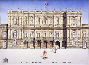 Royal Academy of Arts, London Date 19th century