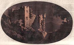 Penrith Castle 1772