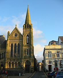 Caernarfon Church