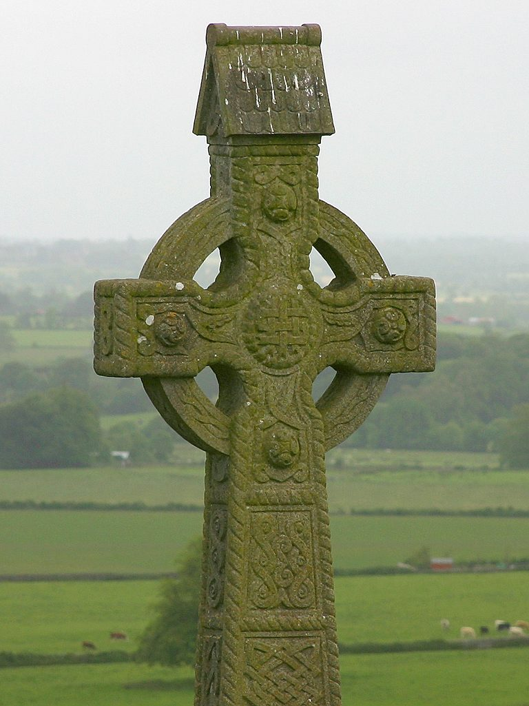 Ancient Christian Cross