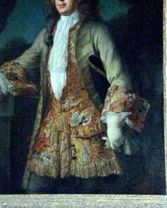 Rococo Style for Men