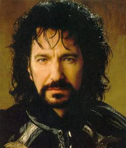 "In 1991, Rickman took on the role of the vile Sheriff George of Nottingham in ""Robin Hood: Prince of Thieves."""