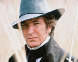 "Rickman took on the role of Colonel Brandon in 1995's ""Sense and Sensibility."""