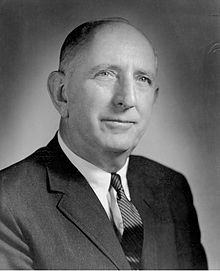 Former United States Senator and President of the U.S. Senate Richard Russell, Jr. United States Library of Congress ~ Public Domain