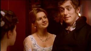 Henry and Elinor Tilney