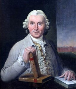 A portrait of Scottish doctor James Lind (1716–1794)  - Public Domain - http://en.wikipedia.org/ wiki/James_Lind#/media/ File:James_Lind_by_ Chalmers.jpg