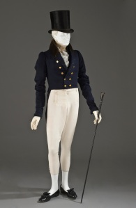 Men's Silk Pantaloons, 1830s ~ Los Angeles County Museum of Art ~ http://yesterdaysthimble. com/drawers/