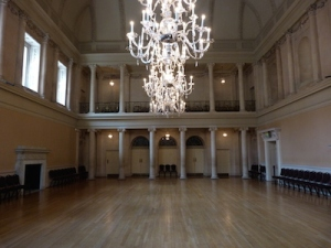 Bath Assembly Rooms - Wikipedia, the free encyclopedia en.wikipedia.org Three chandeliers adorning the Tea Room