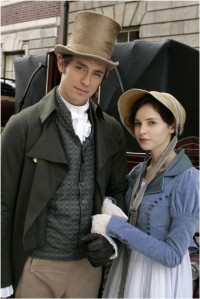 Henry Tilney and Catherine Morland