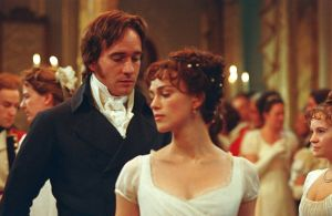 Fitzwilliam Darcy and Elizabeth Bennet