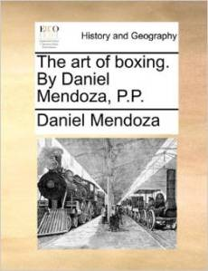 http://www.amazon.com/The-boxing-Daniel-Mendoza-P-P/dp/1140847996
