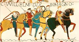 The Norman Conquest www.bl.uk In 1066, the Normans invaded England. It was an event that was to transform the English language forever.