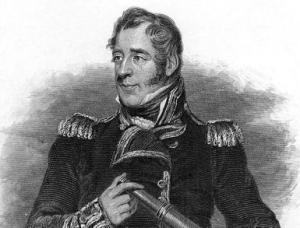Admiral Thomas Cochrane, 10th Earl of Dundonald.  Photograph Source: Public Domain ~ http://militaryhistory.about.com/od/naval/p/Napoleonic-Wars-Admiral-Lord-Thomas-Cochrane.htm