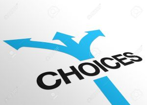 High Resolution Perspective Graphic Of The Word Choices www.123rf.com