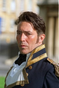 "Ciarán Hinds as Captain Frederick Wentworth in ""Persuasion"" 1995"