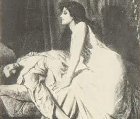 Historias y Relatos: Baobhan Sith las vampiras escocesas www.historiasperdidaseneltiempo.com