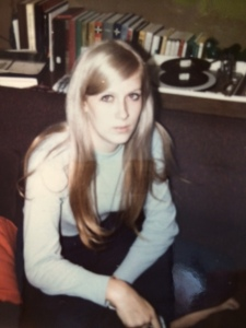 This is me in December 1970. If nothing else, this montage will prove me a true blonde.