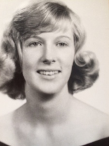 My senior picture in 1965. I was editor of the yearbook and belong to several clubs.