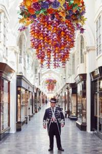 A new look for Burlington Arcade - Telegraph www.telegraph.co.uk Burlington Arcade's Beadles wear new Regency-inspired uniforms