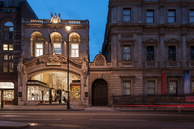 Speirs + Major show London's Burlington Arcade in a new light ... www.urbanrealm.com