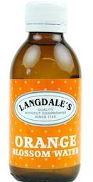 Langdale Orange Flower Water 150ml > Goodness Foods - the natural ... www.goodness.co.uk
