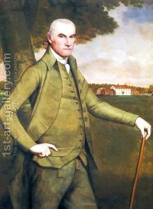 Colonel William Floyd Ralph Earl | Oil Painting Reproduction | 1st-Art-Gallery.com www.1st-art-gallery.com by image Ralph Earl:Colonel William Floyd