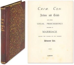 Crim. Con. Actions and Trials and Other Proceedings Relating ... www.lawbookexchange. com