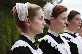 maids of downton abbey AP PBS Nick Briggs