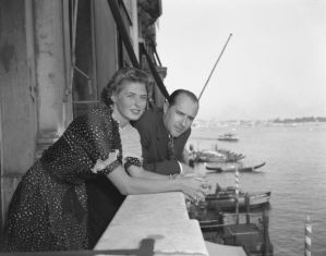 Ingrid Bergman at 100: When a Star Fell From Heaven - Biography.com www.biography.com Sparks On The Set: Actress Ingrid Bergman fell in love with Italian director Roberto Rossellini while filming Stromboli in 1950.