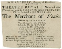 Drury_Lane_Playbill_of_the_Merchant_of_Venice