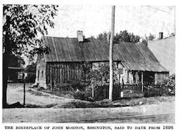 John_Morton_Birthplace