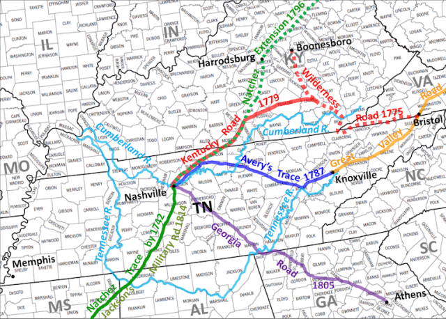 Kentucky_Road_Map