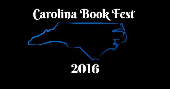 Carolina Book Fest Banner