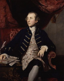 NPG 4445,Warren Hastings,by Sir Joshua Reynolds