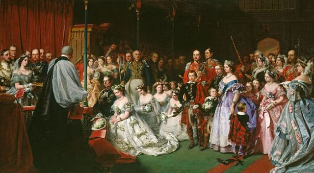 The_Marriage_of_Victoria,_Princess_Royal,_25_January_1858