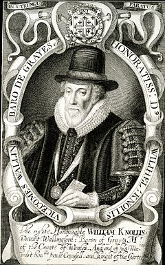 William Knollys, 1st Earl of Banbury