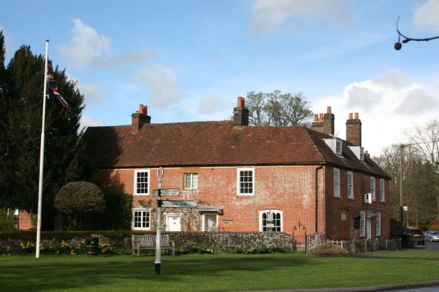 Jane Austen's House (2)