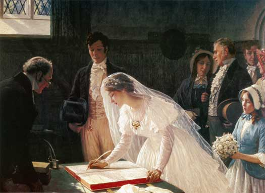 marriage and wedding customs in elizabethan england