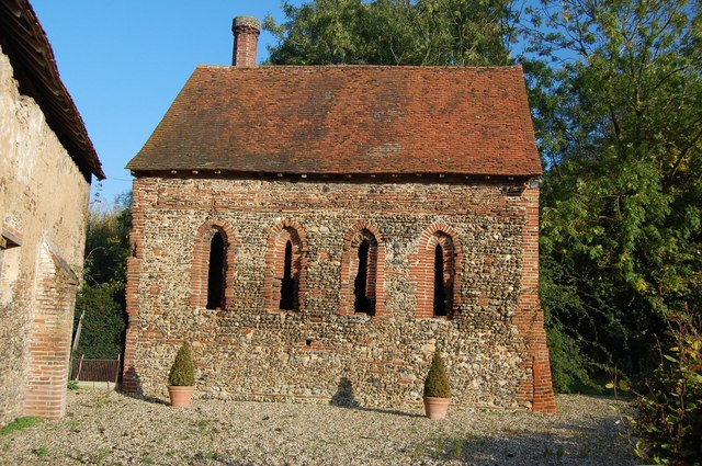 Coggeshall_Abbey_monastic_building
