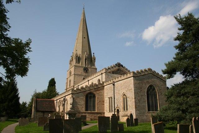 Edwinstowe_St+Mary_Nottinghamshire