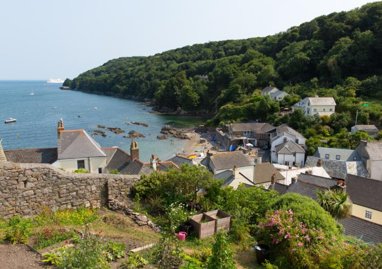 Cawsand Cornwall c VCShutterstock