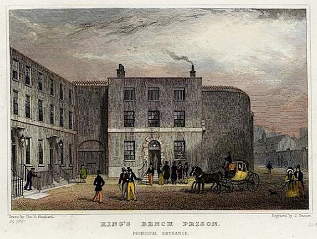 Kings_Bench_Prison_-_Principal_Entrance_by_Thomas_Shepherd_c.1828..jpg